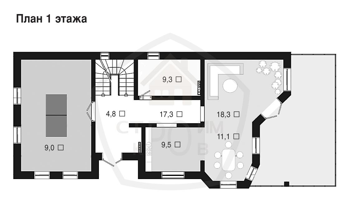 2-й этаж 117-Б