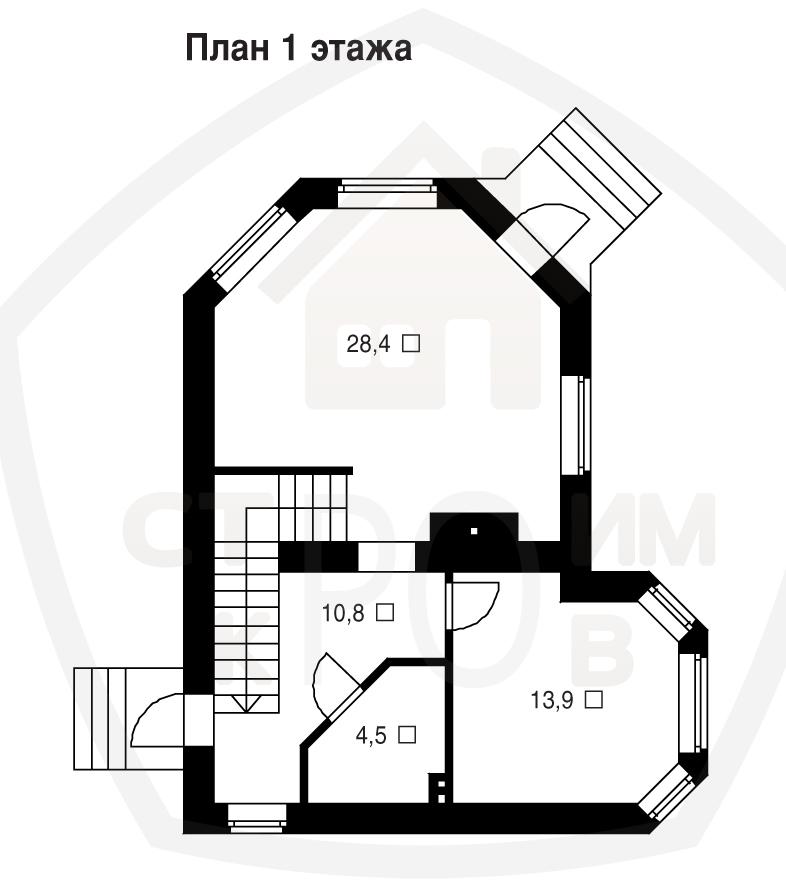 1-й этаж 117-Б